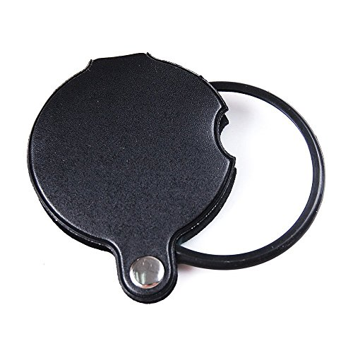 60mm Magnifiers (Vanki 5X 60mm Magnifier Pocket Folding Magnifying Glass Loupe Pocket Spiegel)