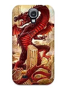 Maria Julia Pineiro's Shop Durable Protector Case Cover With Dragon Hot Design For Galaxy S4 6884715K78899057