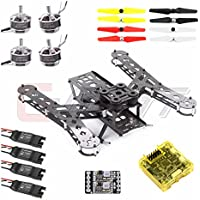 GARTT GarttPLUTO-X2.5 Interstellar 250 Carbon Fiber Mini 250 FPV Quadcopter Frame Kit COMBO RC drone