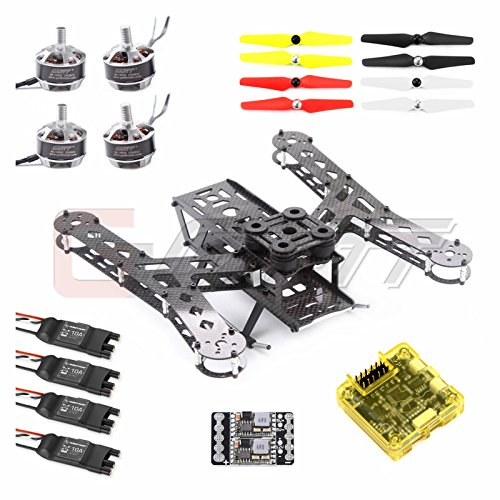 GarttPLUTO-X2.5 Interstellar 250 Carbon Fiber Mini 250 FPV ...