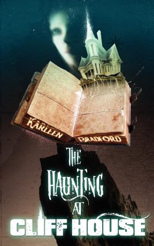 book cover of The Haunting At Cliff House