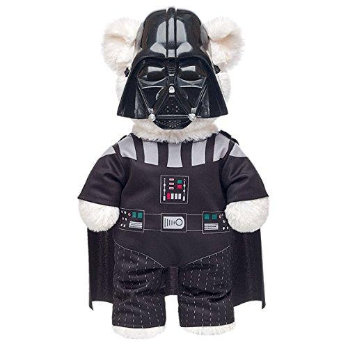 Build-a-Bear Workshop Star Wars Darth Vader Teddy Bear Costume 3 pc.