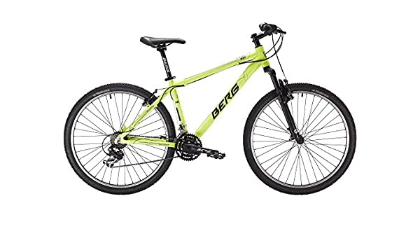 BERG TRAILROCK Hombres de montaña Bicicleta 10 Mens Medium montaña Bicicleta aleación 6061 Marco: Amazon.es: Deportes y aire libre