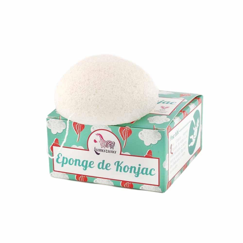 LAMAZUNA Eponge de konjac - 9465112