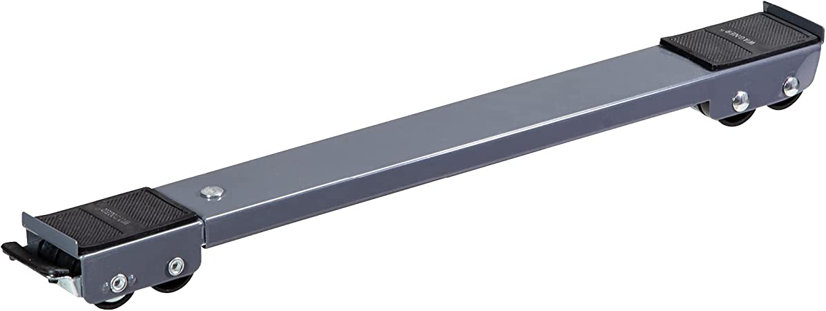 FSC/® 60 x 49,5 x 13,5 cm WAGNER Transporthilfe Multiplexplatte Birke 18 mm 20108601 Tragegriff Tragkraft 400 kg Transportger/äterollen /Ø 100 mm