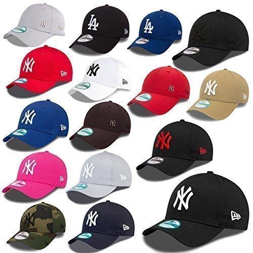 NY Size Fits Era 2514 One Yankees New York 9forty OSFA All Gorra New Black MLB Strapback Unbekannt Distressed z6q11w