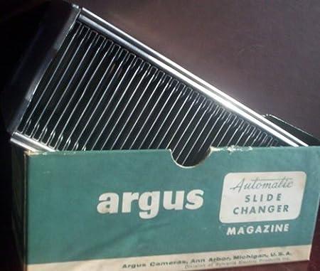 Argus Automatic Slide Changer Magazine