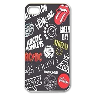 Custom High Quality WUCHAOGUI Phone case Blink 182 Pattern Protective Case For iphone 6 plus 5.5 case cover - Case-16