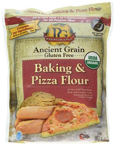 Premium Gold Baking & Pizza Flour, 2 Pound