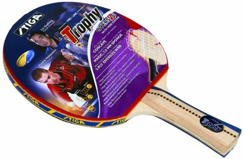 STIGA Trophy Oversize Table Tennis Bat by STIGA