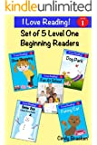 Sight Words:  5 Sight Word Beginning Readers (Reading Help For Kindergarten, Learn To Read, Sight Word Books For Children) (I Love Reading)