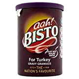 Bisto for Turkey Gravy Granules (170g) - Pack of 6