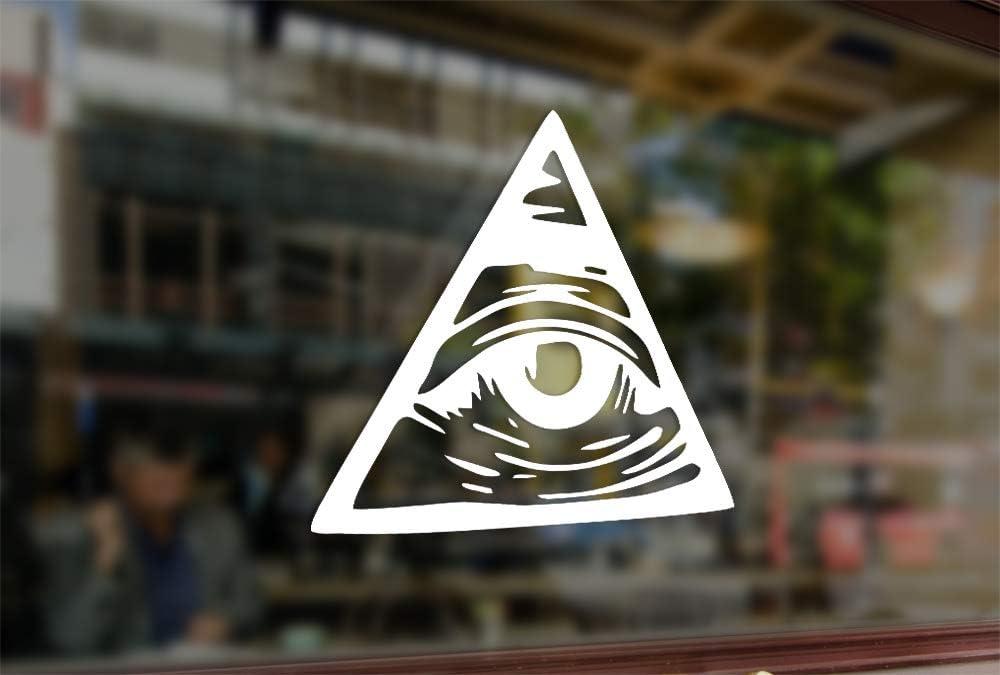 Big Eye Decals Qty 4 Vinyl Stickers 7 Year Vinyl Cars,Boats,Walls,Metal