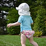 i play. by green sprouts Baby Sun Hat, Light