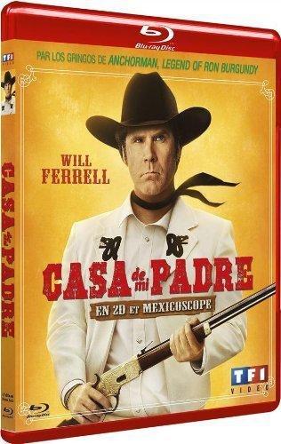 Casa de mi padre [Francia] [Blu-ray]: Amazon.es: Will Ferrell ...