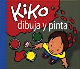 img - for Kiko dibuja y pinta (Kiko series) book / textbook / text book