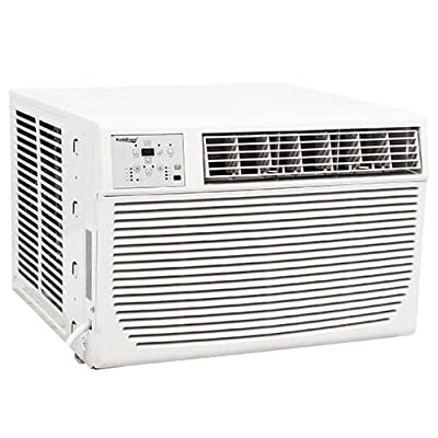 Koldfront WAC8001W 8,000 BTU Window Air Conditioner with Remote
