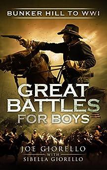Great battles for boys books