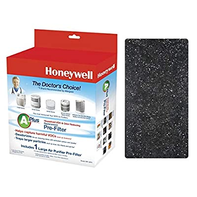 Honeywell Premium Odor-Reducing Air Purifier Replacement Pre-Filter