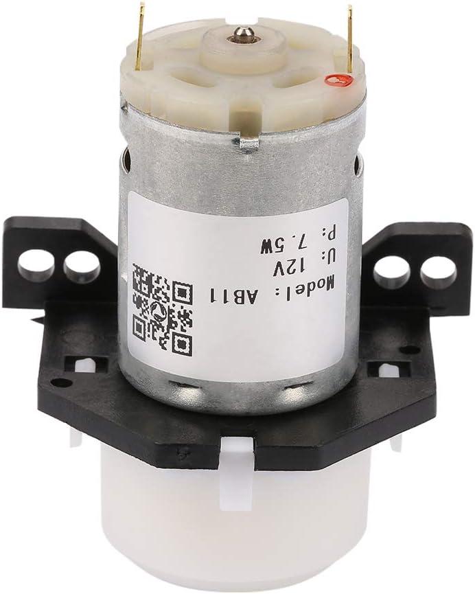 Brauchwasserpumpen 7.5W DC Dosierpumpe Peristaltikpumpe f/ür Aquarium Lab Analytisches Wasser 12V DC Dosierperistaltikpumpe