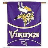Wincraft Minnesota Vikings 27 x 37 Vertical Flag