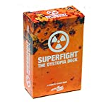 Superfight Dystopia Deck: 100 Dystopian Cards for The Game of Absurd Arguments | Party Game Expansion of Super Powers… 4