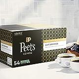 Peet's Coffee Café Domingo, Medium Roast, 54 Count