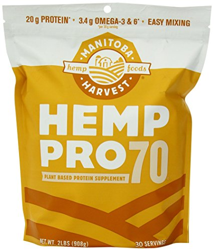 Manitoba Harvest Hemp Pro 70 Protein Supplement, 32 oz.