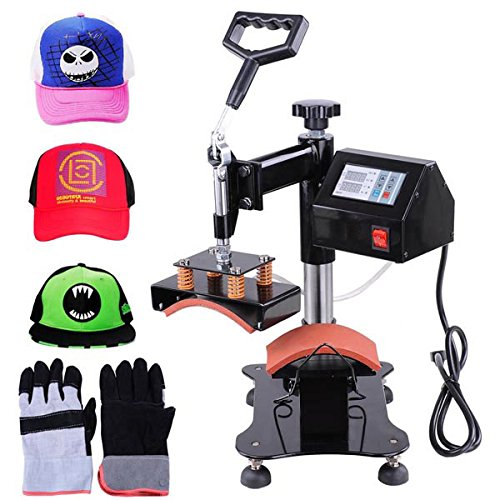 Digital Cap Hat Heat Press Machine Sublimation Transfer