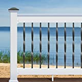 Twist 26'' Baluster, Bronze 10pk (Deckorators 180265)