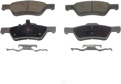 Front OE Brake Rotors and Ceramic Pads SET 2006 2007 2009 2010 MERCURY MARINER