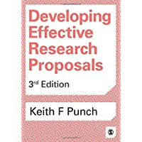 Developing Effective Research Proposals 3ed