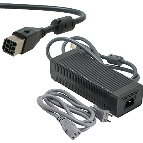 official xbox 360 power supply - 7