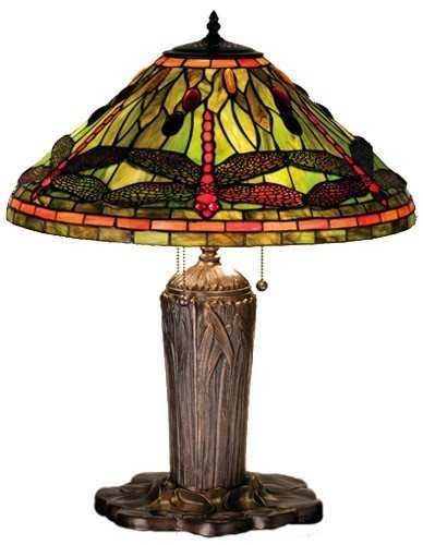 Tiffany Dragonfly Table Lamp ()