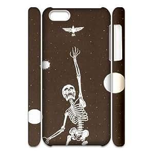 Death CUSTOM 3D Cover Case for iPhone 5C LMc-58063 at LaiMc