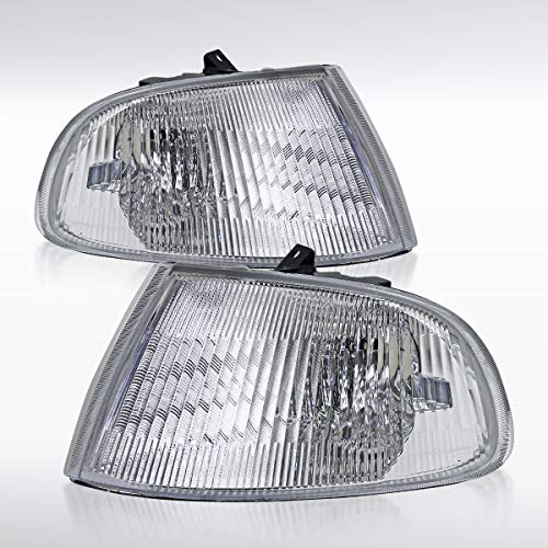 Autozensation For Honda Civic 2/3dr Clear Corner Turn Signal Lights ()