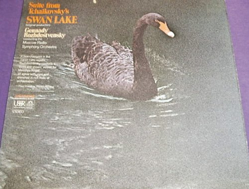 Suite from Tchaikovsky's Swan Lake (Original Production)