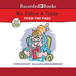 Mr. Putter & Tabby Turn the Page Audiobook