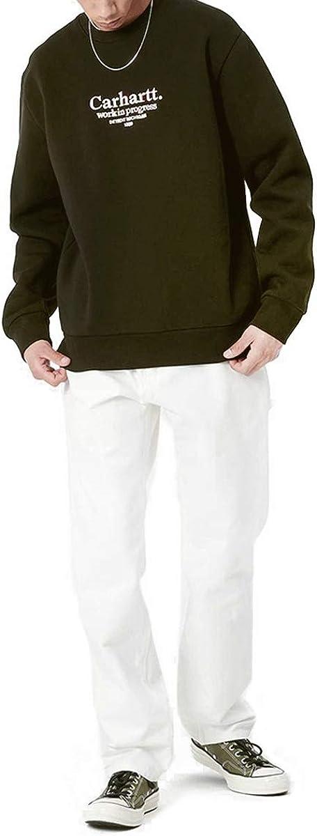 Carhartt Commission Sweatshirt I028390 Cypress Cypress