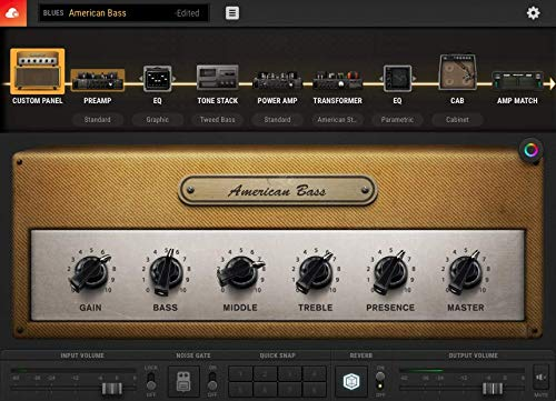 (BIAS AMP PROFESSIONAL GUITAR & BASS AMP MATCH MODELING PLUG-IN)