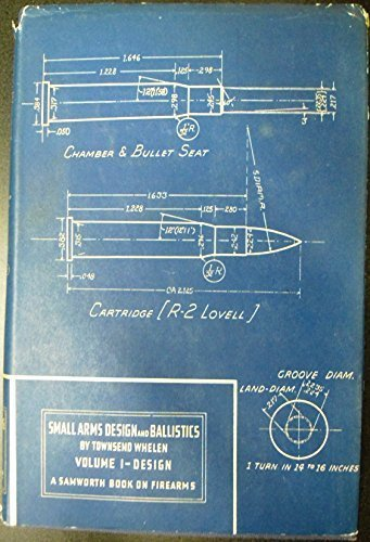 Small arms design and ballistics. Volume 1 : - Salt Townsend