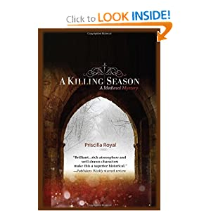 A Killing Season: A Medieval Mystery (Medieval Mysteries) Priscilla Royal