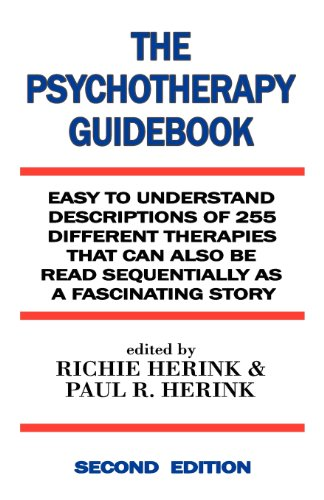 The Psychotherapy Guidebook