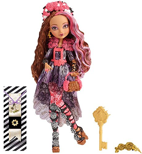 Ever After High Spring Unsprung Cedar Wood Doll (Cedar Wood Doll Ever After)