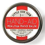 Little Seed Farm Hand-aid Healing Hand Balm, 1.5 Ounce