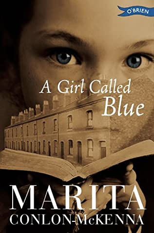 book cover of A Girl Called Blue