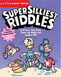 A Little Giant Book: Super Silliest Riddles