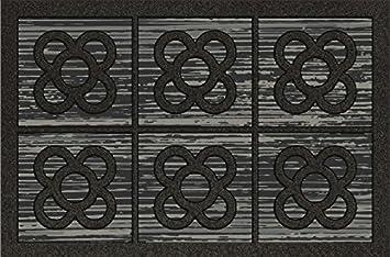 Fußmatte Eingang Haus Original Moderne Beflockt Barcelona Acera - Fliesen beflocken