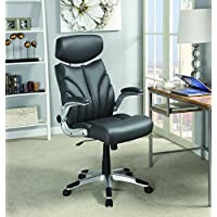 Coaster 800164 Home Furnishings Office Chair, Grey