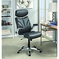 Coaster 800164 Home Furnishings Office Chair, Grey